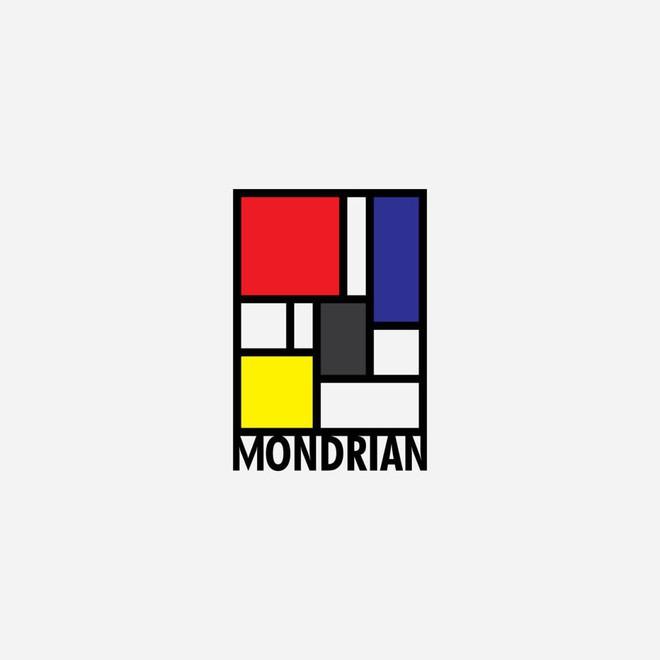 Nếu hãy còn sống, logo của các danh họa nổi tiếng thế giới trông như thế nào? - Ảnh 17.