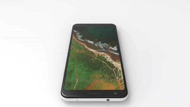 Pixel 3 Lite XL lộ diện với thiết kế không tai thỏ, màn hình 6 inch, viền bezel siêu dày - Ảnh 2.