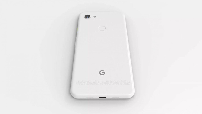 Pixel 3 Lite XL lộ diện với thiết kế không tai thỏ, màn hình 6 inch, viền bezel siêu dày - Ảnh 3.