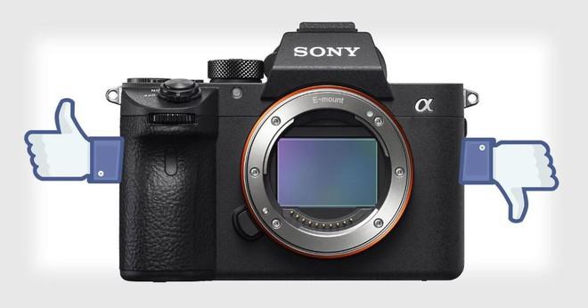 5 tài và 14 tật của dòng máy ảnh không gương lật Sony E-mount - Ảnh 1.