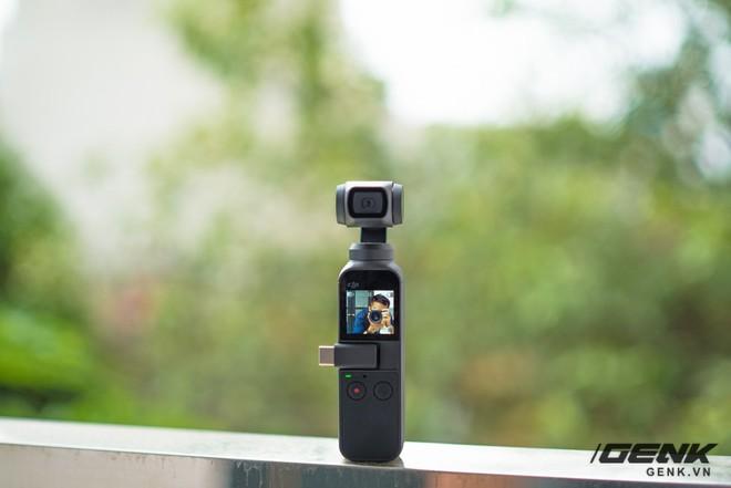 Mở hộp, trên tay DJI Osmo Pocket: Lựa chọn mới cho Vlogger và Phượt thủ - Ảnh 10.
