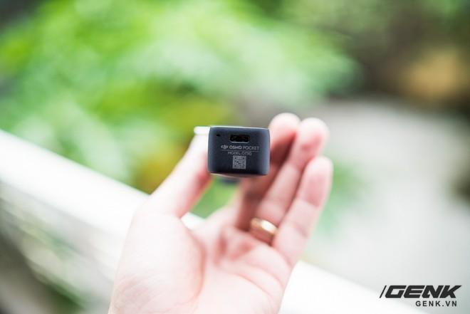 Mở hộp, trên tay DJI Osmo Pocket: Lựa chọn mới cho Vlogger và Phượt thủ - Ảnh 8.