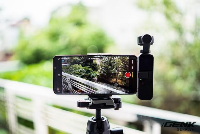 Mở hộp, trên tay DJI Osmo Pocket: Lựa chọn mới cho Vlogger và Phượt thủ - Ảnh 6.