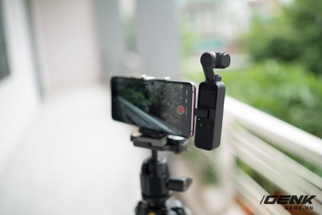 Mở hộp, trên tay DJI Osmo Pocket: Lựa chọn mới cho Vlogger và Phượt thủ - Ảnh 7.