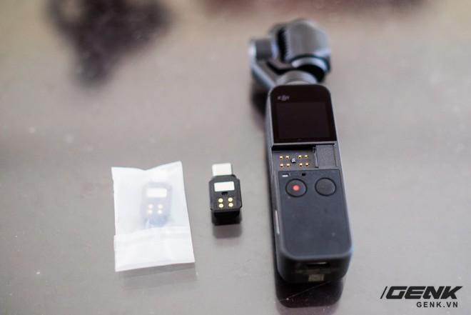 Mở hộp, trên tay DJI Osmo Pocket: Lựa chọn mới cho Vlogger và Phượt thủ - Ảnh 4.