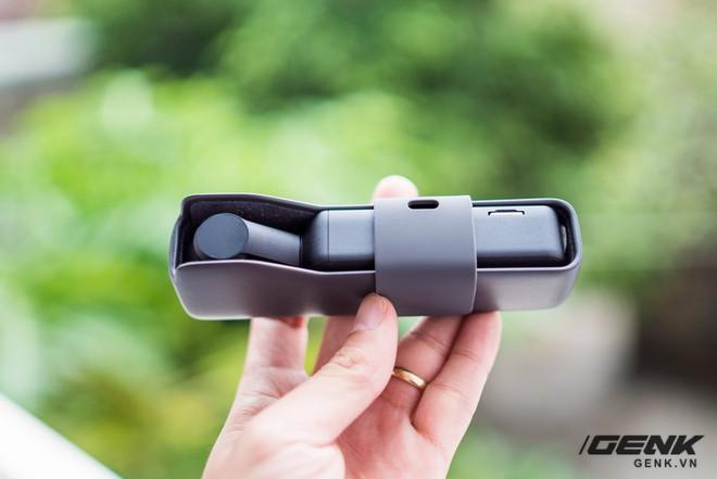Mở hộp, trên tay DJI Osmo Pocket: Lựa chọn mới cho Vlogger và Phượt thủ - Ảnh 3.