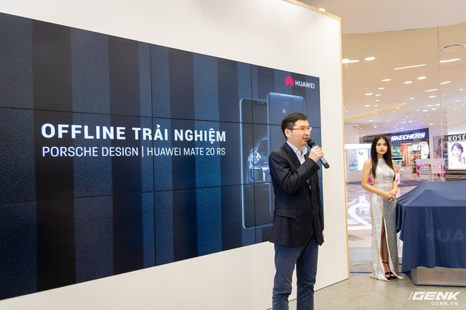 Huawei ra mắt Mate 20 RS Porsche Design tại Việt Nam: hồn Mate 20 Pro, xác siêu sang, giá 44 triệu đồng - Ảnh 6.