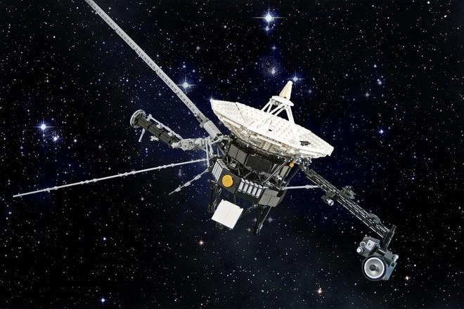 NASA công bố: tàu thăm dò mang bản đồ tiết lộ vị trí Trái đất đã thoát ra khỏi Hệ Mặt trời - Ảnh 1.
