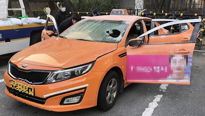 Hàn Quốc: Tài xế taxi truyền thống tự thiêu để phản đối dịch vụ đi chung xe - Ảnh 1.