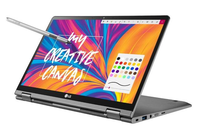 LG bổ sung các mẫu 17-inch và 2-trong-1 vào dòng laptop Gram, sẽ ra mắt tại CES 2019 - Ảnh 1.