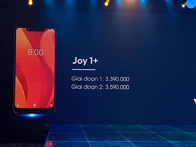 Smartphone Vsmart ra mắt với giá từ 2.5 đến 6.3 triệu, cạnh tranh trực tiếp với điện thoại Trung Quốc - Ảnh 5.