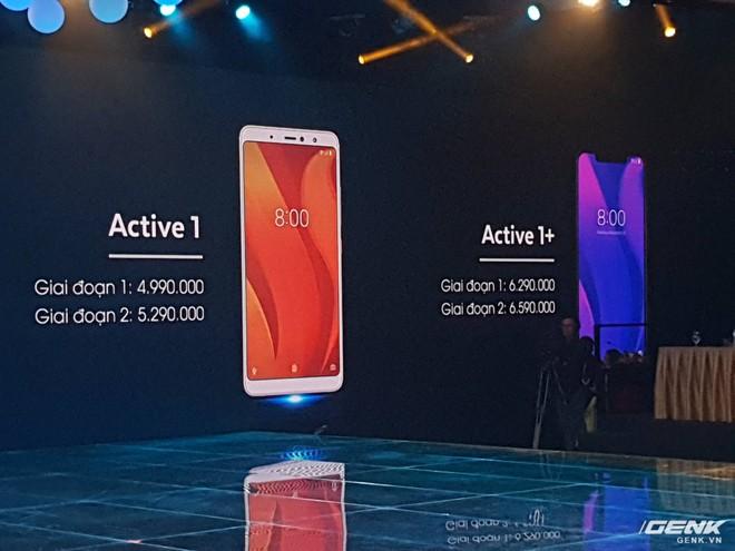 Smartphone Vsmart ra mắt với giá từ 2.5 đến 6.3 triệu, cạnh tranh trực tiếp với điện thoại Trung Quốc - Ảnh 3.