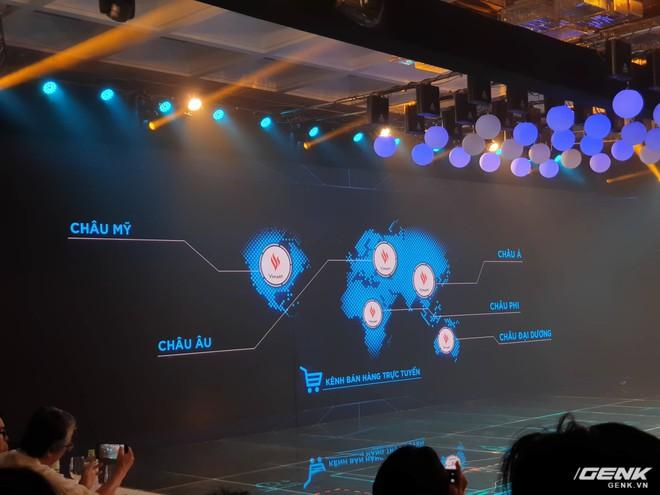 Không chỉ bán tại Việt Nam, Vsmart sẽ có mặt ở mọi châu lục trên thế giới (trừ châu Nam Cực) - Ảnh 1.