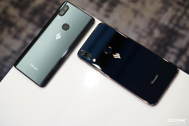 Cận cảnh 4 smartphone Vsmart vừa được ra mắt: thiết kế hiện đại, cấu hình ổn, giá từ 2,49 triệu - Ảnh 19.