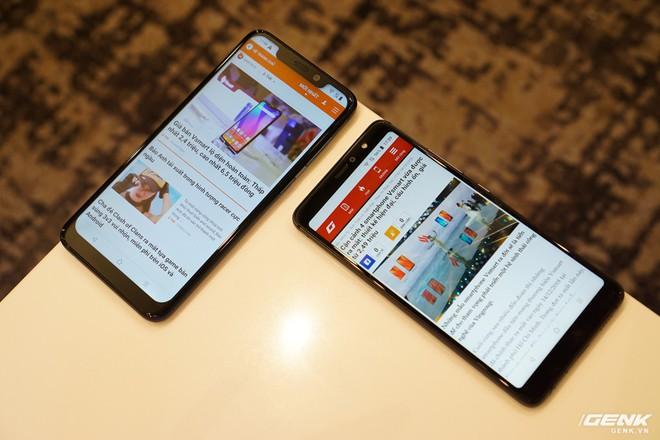 Cận cảnh 4 smartphone Vsmart vừa được ra mắt: thiết kế hiện đại, cấu hình ổn, giá từ 2,49 triệu - Ảnh 18.