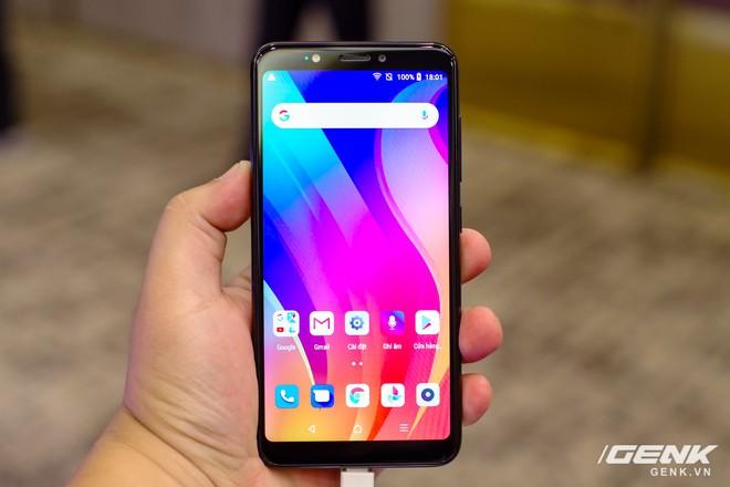 Cận cảnh 4 smartphone Vsmart vừa được ra mắt: thiết kế hiện đại, cấu hình ổn, giá từ 2,49 triệu - Ảnh 28.