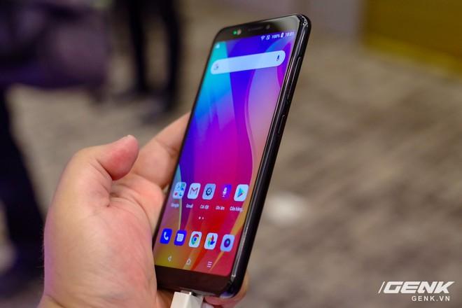 Cận cảnh 4 smartphone Vsmart vừa được ra mắt: thiết kế hiện đại, cấu hình ổn, giá từ 2,49 triệu - Ảnh 31.