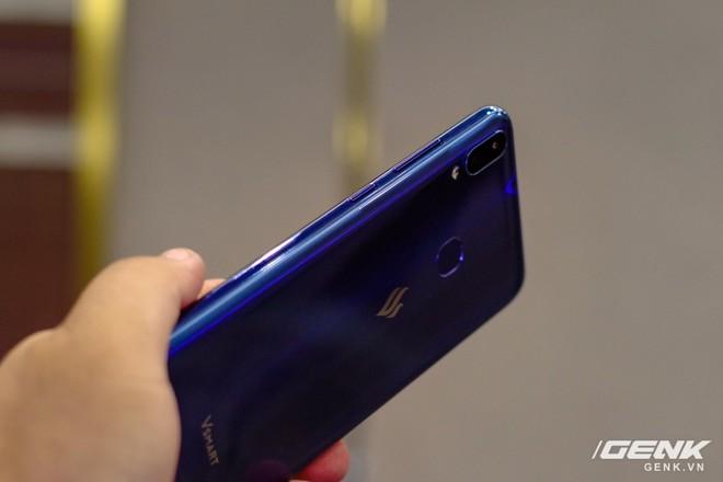 Cận cảnh 4 smartphone Vsmart vừa được ra mắt: thiết kế hiện đại, cấu hình ổn, giá từ 2,49 triệu - Ảnh 24.