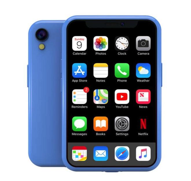 Cùng xem concept iPhone mini ngộ nghĩnh như viên kẹo nhỏ - Ảnh 2.
