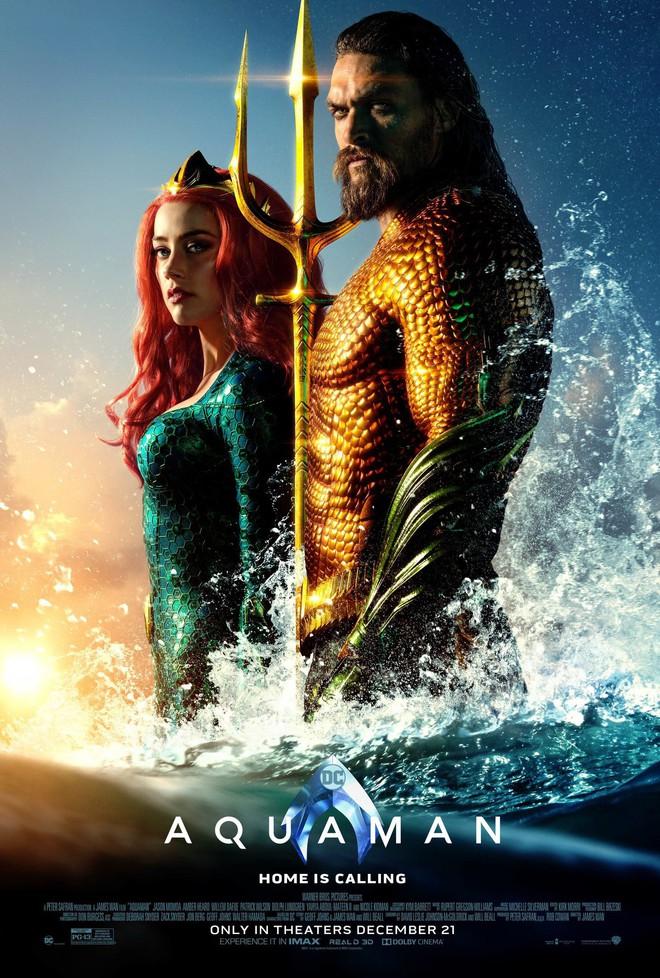 Không chỉ là bộ phim siêu anh hùng, bom tấn Aquaman còn là tiếng lòng của thiên nhiên - Ảnh 2.