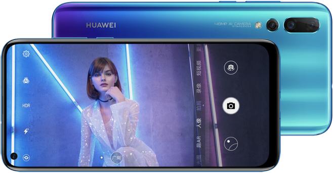 Huawei ra mắt smartphone màn hình đục lỗ Nova 4, chip Kirin 970, 3 camera sau với cảm biến chính 48MP, giá 11,4 triệu đồng - Ảnh 3.