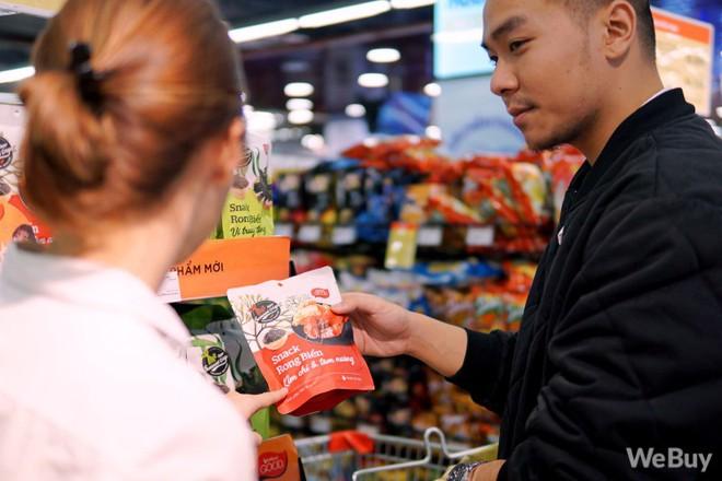 Cuộc sống thật dễ dàng cho những gia đình trẻ với chuỗi siêu thị rộng hơn 10.000m2 - Ảnh 13.