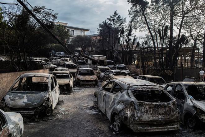Nhìn lại những thảm họa rúng động thế giới năm 2018 - Ảnh 4.