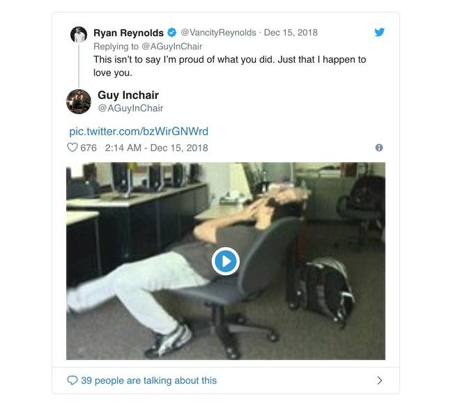 Ryan Reynolds biếu quà cho anh chàng từng mua tên miền AvengersEndgame.com rồi biến thành trang quảng cáo phim Deadpool - Ảnh 2.