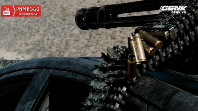 [Vietsub] Gắn súng máy Vulcan nòng xoay bắn 6600 vòng/phút lên nóc xe Toyota Prius thì sẽ thế nào? - Ảnh 5.
