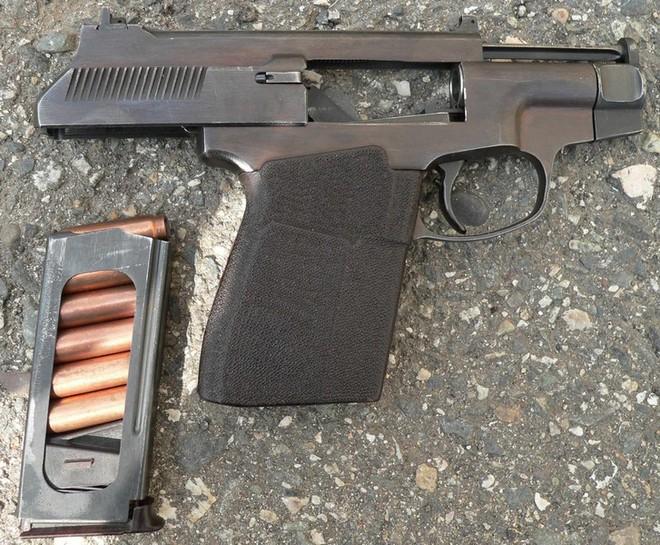 [Vietsub] Vũ khí siêu nguy hiểm của lực lượng đặc nhiệm Nga: súng cối im lặng, bắn còn êm hơn cả súng AK đã lắp giảm thanh - Ảnh 4.
