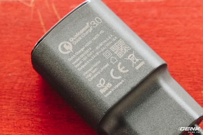 Mở hộp và trên tay Vsmart Active 1: Thiết kế đẹp, cấu hình mạnh, hậu mãi tốt, giá rẻ hơn cả điện thoại Trung Quốc - Ảnh 5.