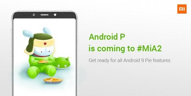 Xiaomi Mi A2 sẽ là smartphone Android One đầu tiên của Xiaomi được lên đời Android Pie - Ảnh 1.