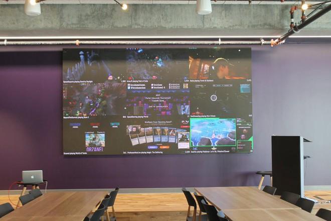 Ghé thăm trụ sở mới của Twitch ở San Francisco, nơi được ví như thiên đường của mọi gamer - Ảnh 21.