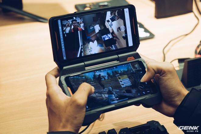 Asus ra mắt ROG Phone và loạt phụ kiện dành cho gamer tại Việt Nam, giá cao nhất gần 50 triệu đồng - Ảnh 4.