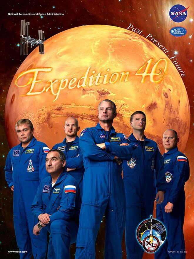 Hóa ra NASA có làm poster cho các sứ mệnh không gian, tiếc là thiết kế hơi vô duyên - Ảnh 12.