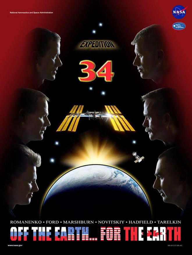 Hóa ra NASA có làm poster cho các sứ mệnh không gian, tiếc là thiết kế hơi vô duyên - Ảnh 15.