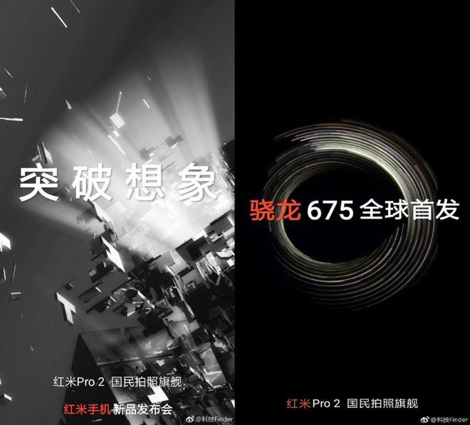 Mẫu smartphone Xiaomi được trang bị camera 48MP và chip Snapdragon 675 có thể là Redmi Pro 2 - Ảnh 1.