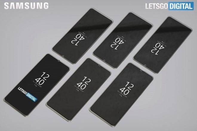 Samsung nhận bằng sáng chế cho hàng loạt thiết kế tai thỏ - Ảnh 1.