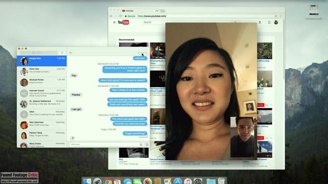 Searching: Nỗ lực phi thường của người cha mù công nghệ phải tìm con gái trên mạng xã hội - Ảnh 2.