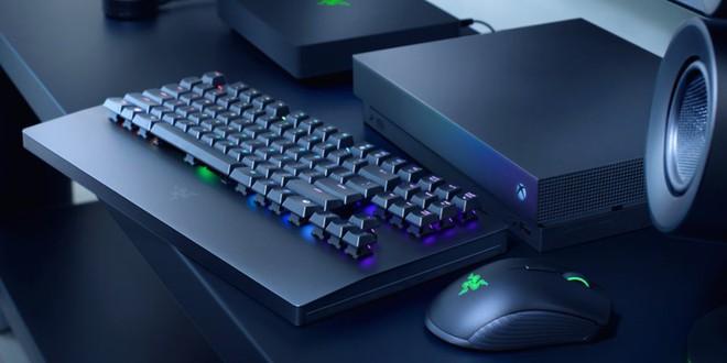 Đây ra Razer Turret, bộ phím chuột đầu tiên dành cho Xbox, giá gần 6 triệu, hỗ trợ 16 game, dùng được cả cho máy tính - Ảnh 1.