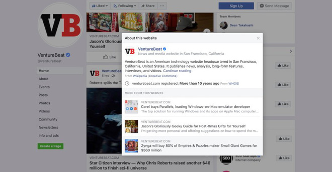 Facebook quyên góp 1 triệu USD để hỗ trợ Wikipedia - Ảnh 1.