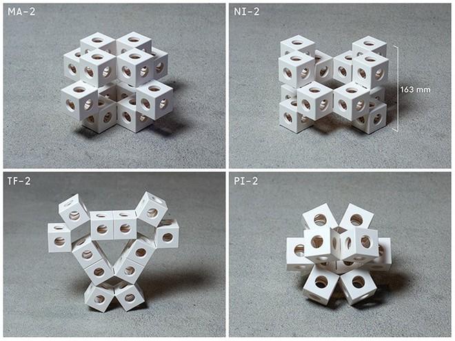 GHOSTKUBE: Món đồ chơi sáng tạo và gây lú từ 12+ khối lập phương, giá bán từ 1,1 triệu đồng/bộ - Ảnh 4.