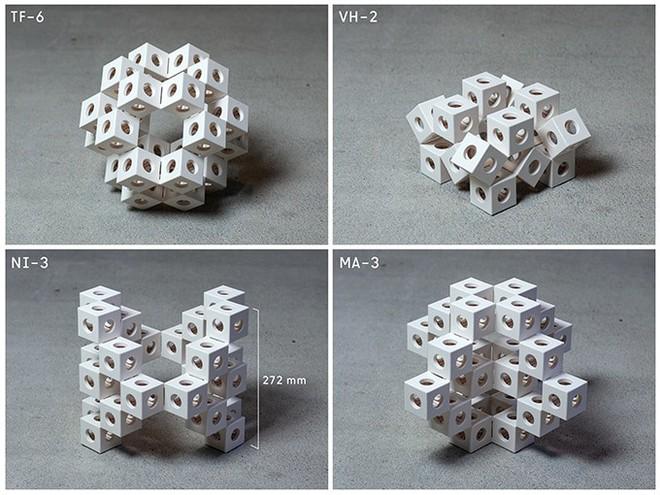 GHOSTKUBE: Món đồ chơi sáng tạo và gây lú từ 12+ khối lập phương, giá bán từ 1,1 triệu đồng/bộ - Ảnh 7.