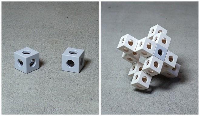 GHOSTKUBE: Món đồ chơi sáng tạo và gây lú từ 12+ khối lập phương, giá bán từ 1,1 triệu đồng/bộ - Ảnh 10.