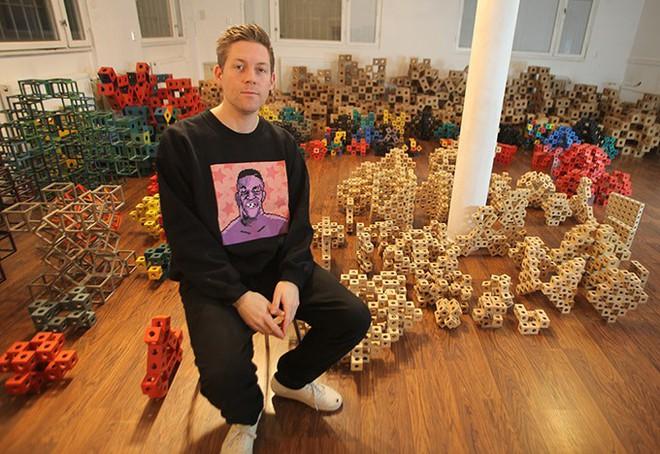 GHOSTKUBE: Món đồ chơi sáng tạo và gây lú từ 12+ khối lập phương, giá bán từ 1,1 triệu đồng/bộ - Ảnh 12.