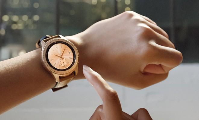 Samsung Galaxy Watch chính thức ra mắt tại Việt Nam - Ảnh 5.