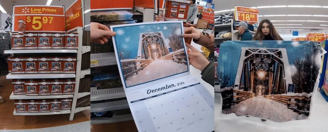 Nhiếp ảnh gia ngớ người khi thấy ảnh của mình được sử dụng ở các sản phẩm tại siêu thị Walmart - Ảnh 2.