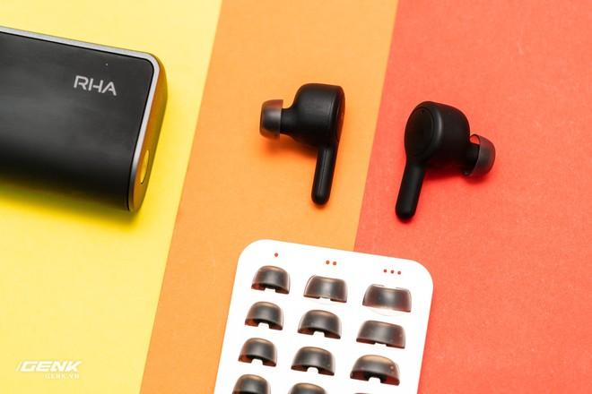 Trải nghiệm tai nghe không dây hoàn toàn RHA TrueConnect - Đứa con rơi của hãng âm thanh Anh Quốc - Ảnh 15.