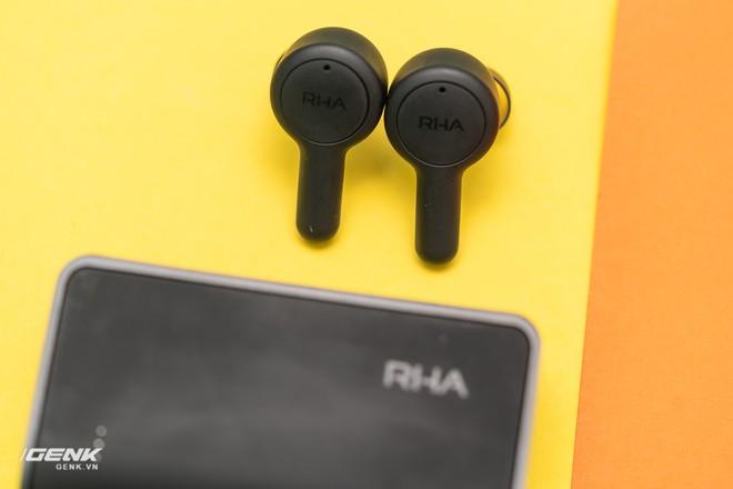Trải nghiệm tai nghe không dây hoàn toàn RHA TrueConnect - Đứa con rơi của hãng âm thanh Anh Quốc - Ảnh 14.