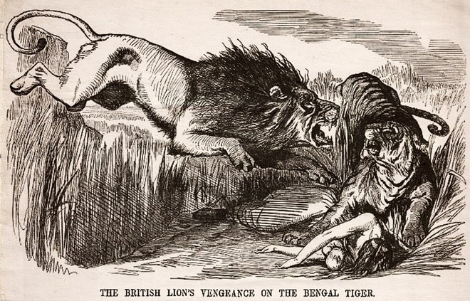 Hỏi cực khó: Hổ và sư tử đánh nhau, con nào sẽ thắng? - Ảnh 14.
